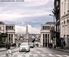 Stadt Brüssel, Belgien