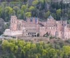 Heidelberger Schloss, Deutschland