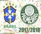 Palmeiras, brasilianische Meister 2018