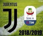 Juve, Meister 2018-2019