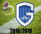 KRC Genk, Meister 2018-2019