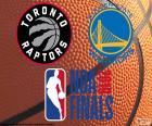 Raptors-Warriors, NBA Finals 2019