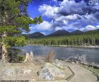 Colorado River, Vereinigte Staaten von A puzzle