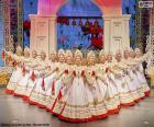 Beriozka, klassischer russischer Tanz