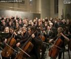 Orchester für klassische Musik puzzle