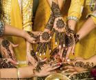 Henna Tattoos puzzle