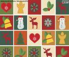 Weihnachtsmotivpapier