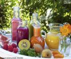 Natürliche Fruchtsäfte