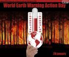 Welt-Erderwärmungs-Aktionstag