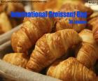 Internationaler Croissant-Tag