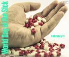 Welttag der Kranken