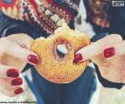Zucker Donut