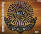 Internationaler Tag des Bewusstseins