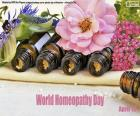 Welt-Homöopathie-Tag
