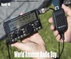 Weltamateur-Radiotag