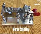 Morse Code Day