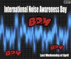 Internationaler Tag der Lärmwahrnehmung