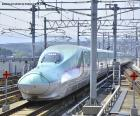 Shinkansen Kugelzug, Japan