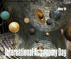 Internationaler Tag der Astronomie