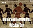 Internationaler Tag der Kriegsdienstverweigerer