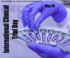 Internationaler Tag der klinischen Studien