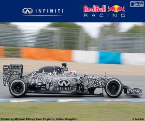 Red Bull Racing 2015 puzzle