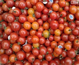 Reife Tomaten puzzle