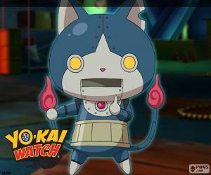 Robonyan, Yo-Kai Watch puzzle