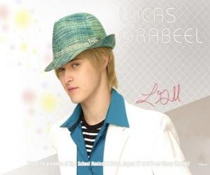 Ryan Evans (Lucas Grabeel), bruder von Sharpay Evans (Ashley Tisdale) puzzle
