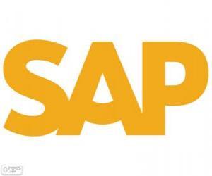 SAP-logo puzzle