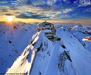 Schilthorn, Schweiz puzzle