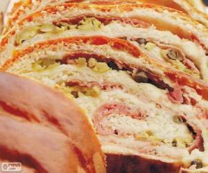 Schinken-Brot, Venezuela puzzle