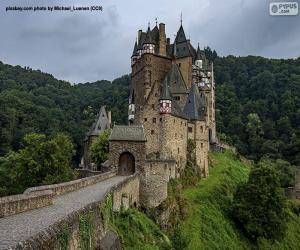 Schloss Eltz, Deutschland puzzle