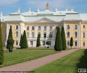 Schloss Peterhof, Russland puzzle