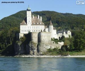 Schloss Schönbühel, Österreich puzzle