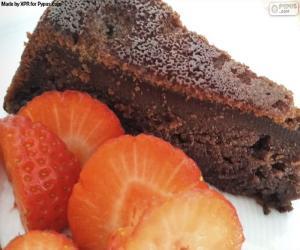 Schokoladenkuchen puzzle