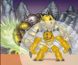 Scovanascondigli der spührhund (Series 1) (Erde) (Power 5) puzzle