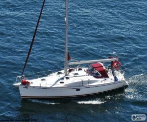 Segelboot, Motor puzzle