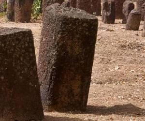 Senegambian Steinkreise, Gambia und Senegal puzzle