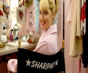 Sharpay Evans (Ashley Tisdale) puzzle