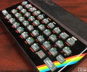 Sinclair ZX Spectrum (1982) puzzle