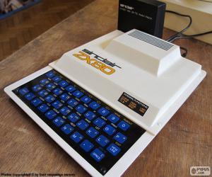 Sinclair ZX80 (1980) puzzle