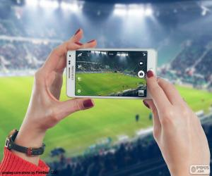 Smartphone, Foto puzzle