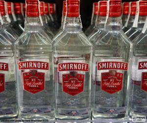 Smirnoff Wodka puzzle