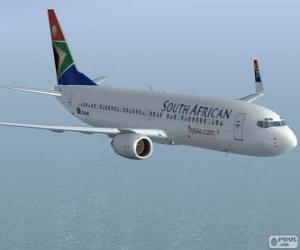 South African Airways puzzle