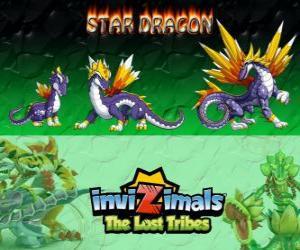 Star Dragon, neueste Entwicklung. Invizimals Die verlorenen Stämme. Die wertvollsten drache invizimal puzzle