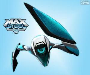 Steel, ein Außerirdischer, der Ultra-Link-Technologie puzzle