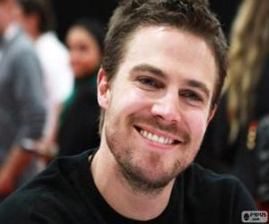 Stephen Amell puzzle