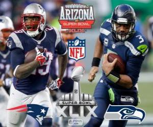 Super Bowl 2015 puzzle