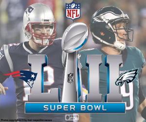 Super Bowl-2018 puzzle